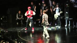 Justin Bieber And Jaden Smith Show Off Their Dance Moves