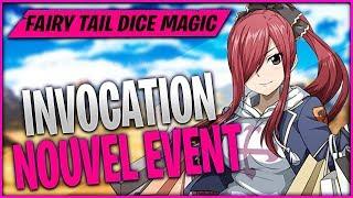 FAIRY TAIL DICE MAGIC FR - INVOCATION + NOUVEL EVENT SAINT VALENTIN