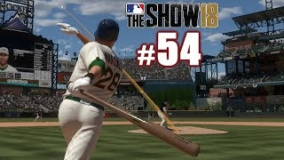 SOMETIMES GUESSING ONE PITCH CAN DECIDE THE WHOLE GAME! | MLB The Show 18 | Diamond Dynasty #54