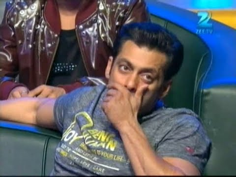Salman Khan Gets Emotional on Dance India Dance