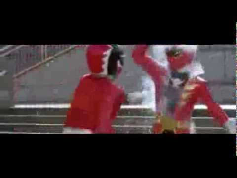 Power Ranger Super Megaforce & Megaforce