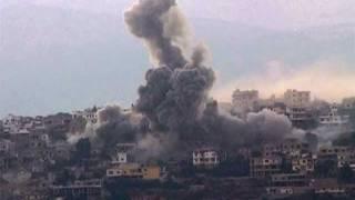 Israel vs Syria - 2012 Middle-East War!