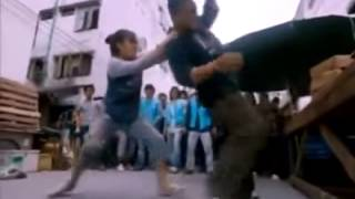 شاهد ماذا تفعل بنات الصين ..رهيب !!