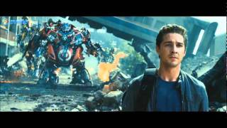 transformers with a heart of courage