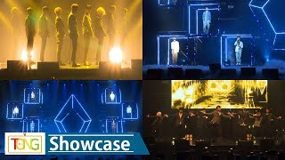 PENTAGON(펜타곤) 'Like This' & 'When I Was In Love' Showcase Stage (설렘이라는 건, DEMO_01, HUI,  E'DAWN)