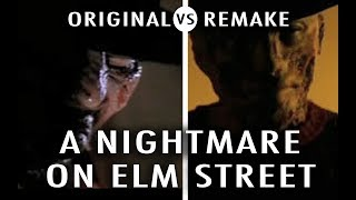 Original vs. Remake: A Nightmare on Elm Street