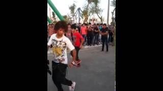 رقص تكسير شباب في الزوراء