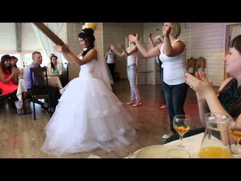 свадебный танец с сюрпризом видео-юй3