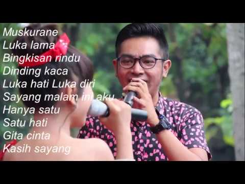 duet romantis gerry mahesa-tasya rosmala terbaru 2017 full muskurane new pallapa