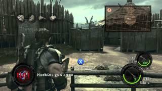 Resident Evil 5 Walkthrough Part 6 ( Veteran Chapter 3-1 )