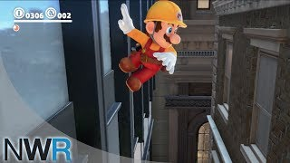Super Mario Odyssey Super Mario Maker (DIRECT FEED)