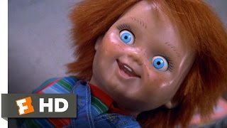 Child's Play (3/12) Movie CLIP - Chucky Doesn't Need Batteries (1988) HD