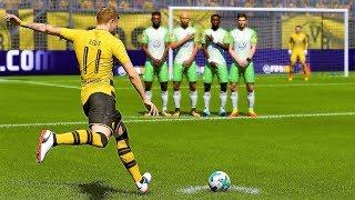 FIFA 18 TOP 50 BEST FREE KICK GOALS