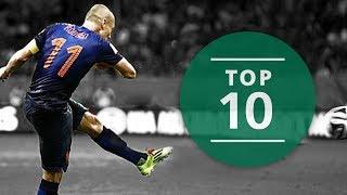 ᴴᴰ The Netherlands • Top 10 Goals