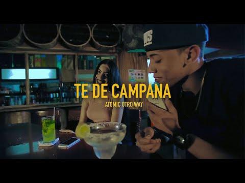 Atomic Otro Way - Te De Campana. Video Official HD