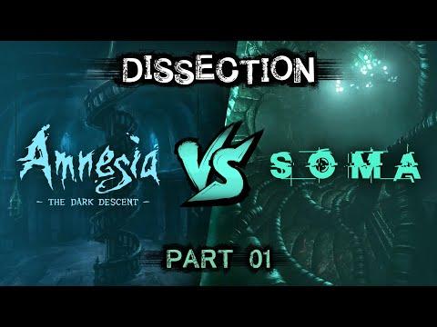 Xxx Mp4 Dissection Amnesia The Dark Descent Vs SOMA Part 1 Introduction 3gp Sex