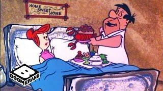 Hubby Responsibilities | Flintstones | Boomerang Official