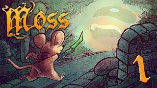 Moss [Part 1] - Quill's Adventure Begins
