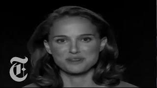 Natalie Portman Interview | Screen Test | The New York Times