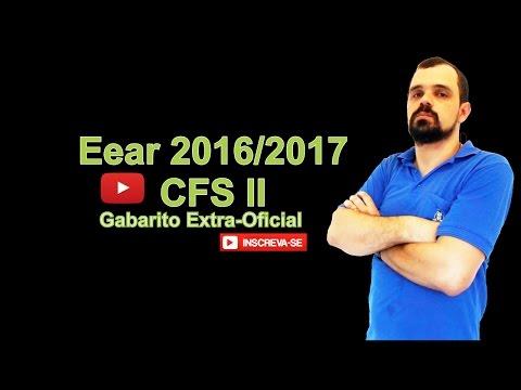EEAR CFS 2/2017 (Do Dia 13/11/16) - Gabarito Extra-Oficial - Resoluções de Matemática