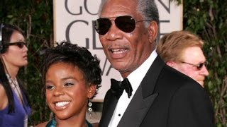 Morgan Freeman |  Granddaughter found stabbed to death