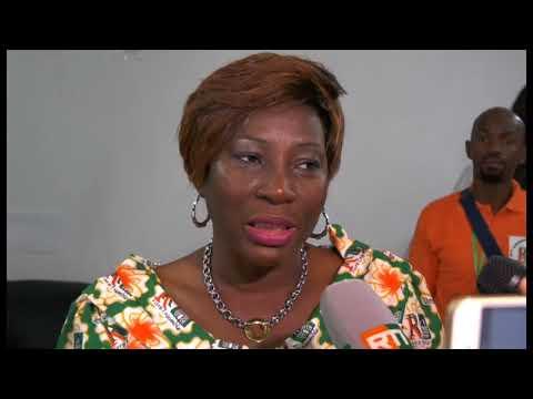 3e congrès du RDR : Henriette Dagri nouvelle présidente du parti