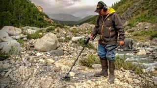 Prospecting for Gold with Freddy Dodge