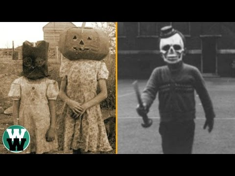 13 Creepiest TRUE Real Life Halloween Stories