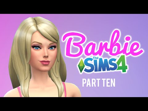 Let's Play The Sims 4 Barbie — Part 10 — Honeymoon