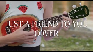 Just a Friend to You - Meghan Trainor (Cover by Evan Blum & Lucy LaForge)