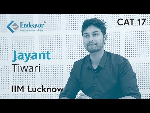 Xxx Mp4 The Faculty Are Really Awesome Jayant Tiwari IIM Lucknow Endeavor S Pride 3gp Sex