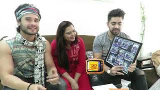 Exclusive | Gift Segment Of Zain Imam, GulfamKhan & Abhilash