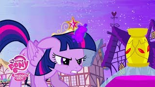 MLP: Friendship is Magic Season 4 - 'The Alicorn's Magical Spell' Official Clip