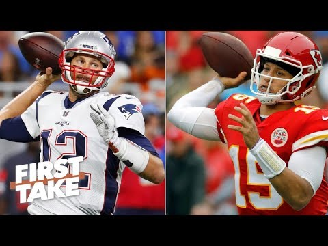 Will the Chiefs defense stop Tom Brady and the Patriots in the AFC Championship First Take