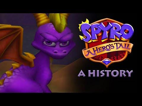 Xxx Mp4 Spyro A Hero S Tail A History 3gp Sex