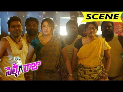 Goons Chases Allari Naresh - Full Funny Scene - Selfie Raja Movie Scenes