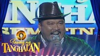 Tawag ng Tanghalan: Dominador Alviola Jr. | I Can't Stop Loving You (Round 1 Semifinals)