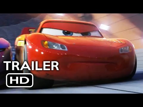 Cars 3 Official Teaser Trailer 3 2017 Disney Pixar Animated Movie HD