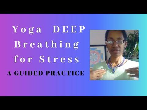 Xxx Mp4 Deep Breathing Exercise For Stress By Yoga Teacher 3gp Sex