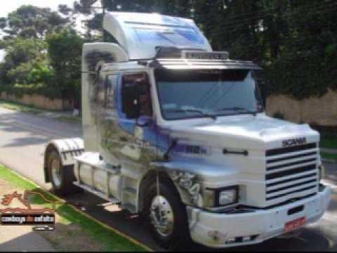 Apaixonados por caminhão
