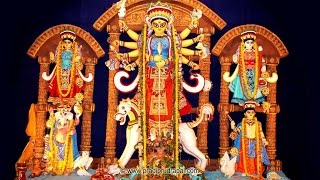 Durge Durge Durgati Nashini | Asha Bhonsle | Durga Bandana