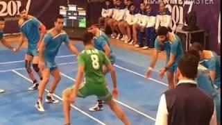 Asian kabaddi championship 2017 India vs iraq moments