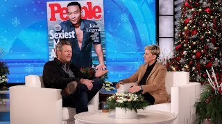 Blake Shelton Thinks John Legend Was the Wrong Choice for