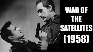 War of the Satellites (1958) VOSTFR - Film complet