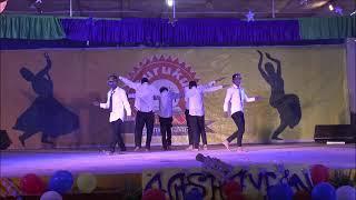 By shiv. Gurukul rewa annual function 2017-18
