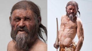 Ötzi, l'uomo risorto dal ghiaccio