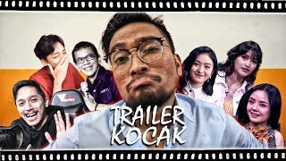 Trailer Kocak - Alis Challenge The Comment!!