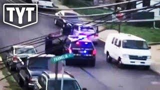 Cop Murders Fleeing Black Teen (VIDEO)