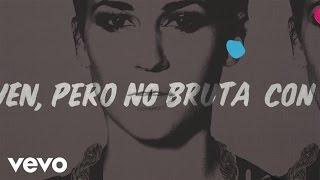 Kat Dahlia - Gangsta en Español (Lyric Video)
