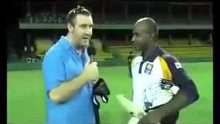 Sinhala joks Cricket sanath jayasooriya